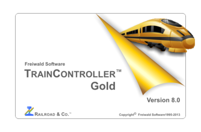 Train Controller 9.0 Gold